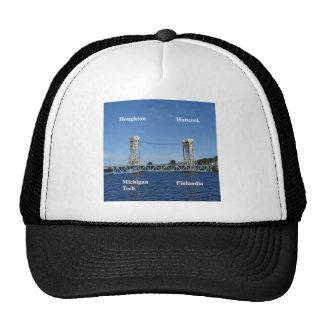 Portage Lake Lift Bridge Trucker Hat