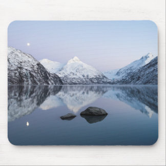 Portage Lake Twilight Mouse Pad