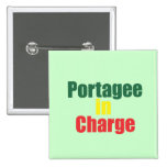Portagee in Charge Button