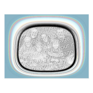 Portal 4 template ~ postcard