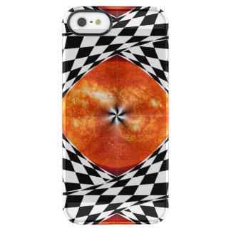 Portal al Sun Funda Clearly™ Deflector Para iPhone 5 De Uncommon