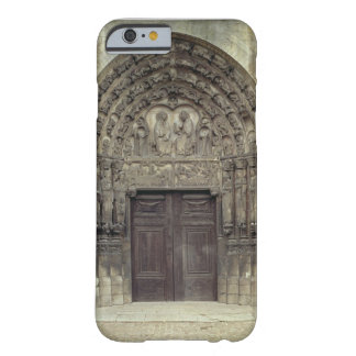 Portal and surrounding sculptures with biblical fi barely there iPhone 6 case