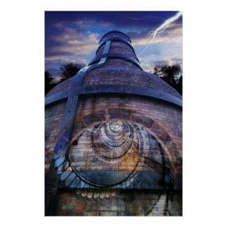 Portal Building Poster