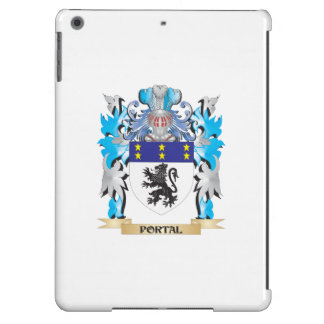 Portal Coat of Arms - Family Crest Cover For iPad Air