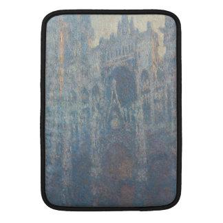 Portal de la luz de la mañana de la catedral de fundas macbook air