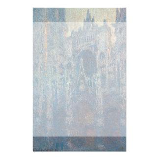 Portal de la luz de la mañana de la catedral de Ru Tarjetas Publicitarias