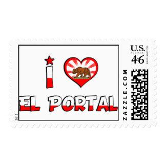 Portal del EL, CA Envio