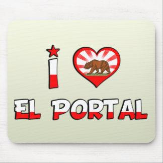 Portal del EL, CA Tapetes De Ratones