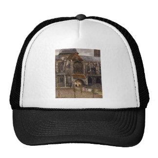 Portal from the Abbey Church of Saint Laurent Trucker Hat