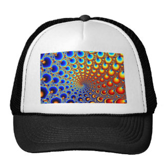 Portal hipnótico - fractal gorras
