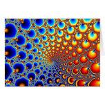 Portal hipnótico - tarjeta del fractal