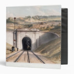 Portal of Brunel's box tunnel near Bath Binder
