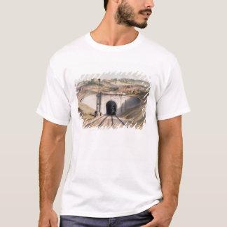 Portal of Brunel's box tunnel near Bath T-Shirt