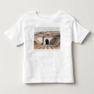 Portal of Brunel's box tunnel near Bath Toddler T-shirt