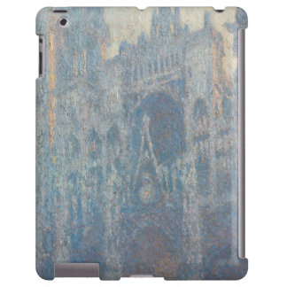 Portal of Rouen Cathedral Morning Light by Monet