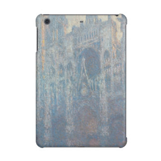 Portal of Rouen Cathedral Morning Light by Monet iPad Mini Case