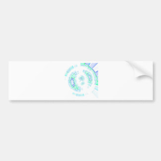 portal of understanding bumper sticker