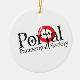 Portal Parnormal Society Ornament