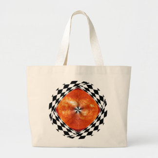 Portal to the Sun by Kenneth Yoncich Large Tote Bag