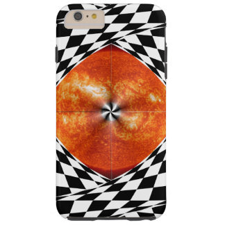 Portal to the Sun by Kenneth Yoncich Tough iPhone 6 Plus Case