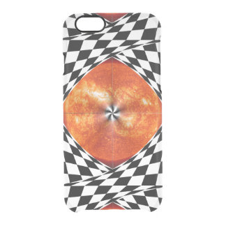 Portal to the Sun Clear iPhone 6/6S Case