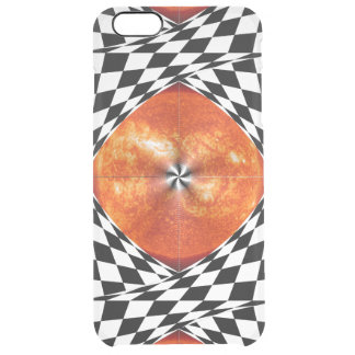 Portal to the Sun Clear iPhone 6 Plus Case