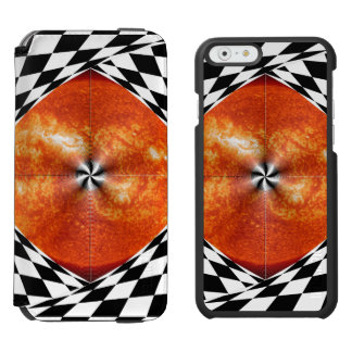 Portal to the Sun iPhone 6/6s Wallet Case
