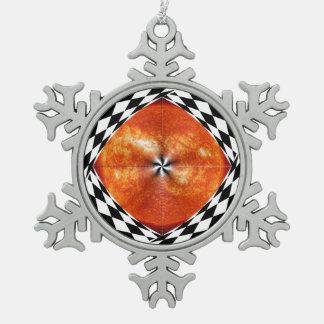 Portal to the Sun Ornament