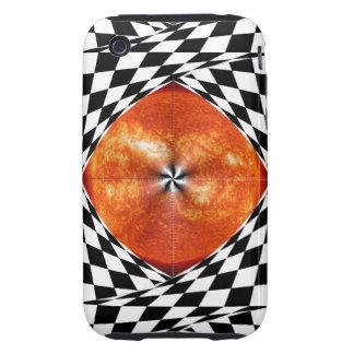 Portal to the Sun Tough iPhone 3 Case