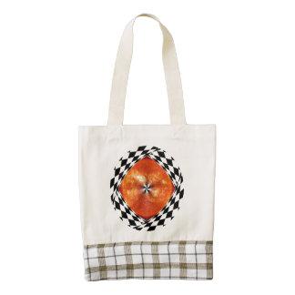 Portal to the Sun Zazzle HEART Tote Bag