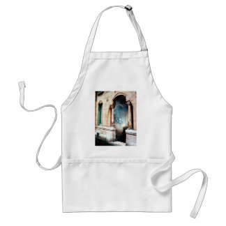 Portal to the Universe stars cosmos building gate Adult Apron