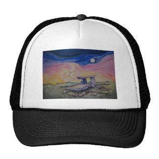 Portal tomb trucker hat