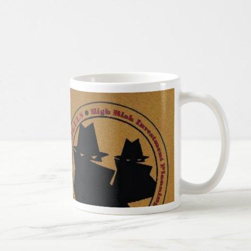 Portalámparas gigantes federales tazas de café