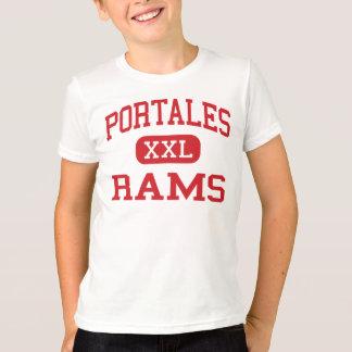 Portales - Rams - Junior - Portales New Mexico T-Shirt