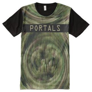 Portals All-Over-Print Shirt