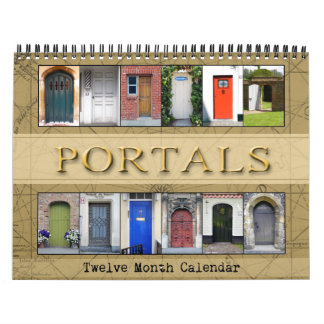 Portals Door Photography | Choose Your Year Calendar