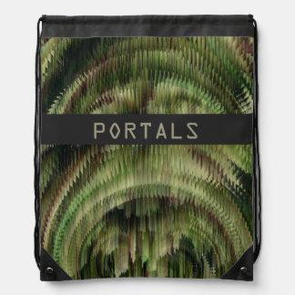 Portals Drawstring Bag