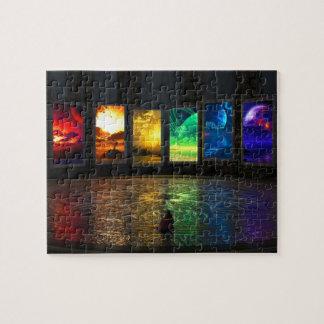 Portals Jigsaw Puzzle (110 pc)