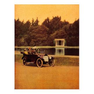 Portals of the Past, Golden Gate Park c. 1915 Postcard