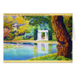 """""""Portals of the Past"""" Golden Gate Park Greeting Cards"""