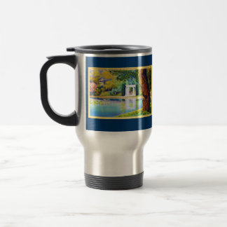 """Portals of the Past"" Golden Gate Park Travel Mug"
