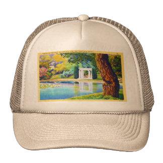 """Portals of the Past"" Golden Gate Park Trucker Hat"