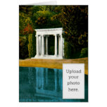 """""""Portals of the Past"""" Greeting Card"""