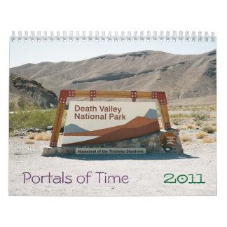 Portals of Time 2011 Calendar