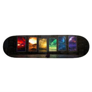 Portals Skateboard