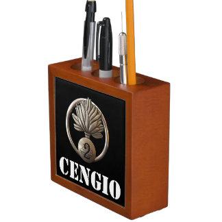 Portapenne 2 granatieri Cengio Pencil Holder