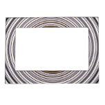 Portarretrato espiral grau-braune marrón gris marcos magneticos de fotos
