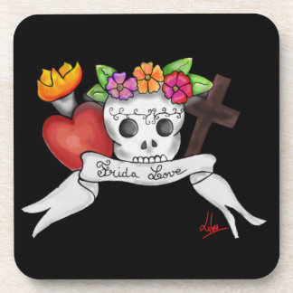 Portarretratos Frida Amor Posavaso