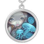Portas del COLLAR de la sirena de las medusas a la