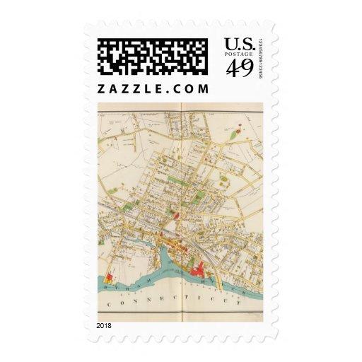 Portchester Postage Stamp